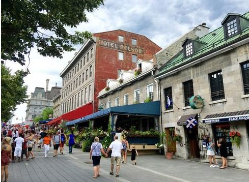 Old Montreal, Places to Visit in Canada