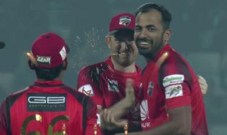 Wahab Riaz Grab his 2nd Hattric in T20 International, Wahab Riaz, Video