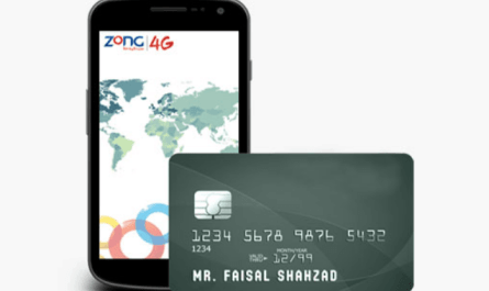 Zong Offer Online Recharge with Credit or Debit Card in 2019, How to Recharge Zong Offer,