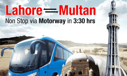 Daewoo Launches Non-Stop Lahore to Multan Route
