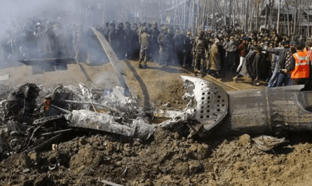 IAF Shot Down Its Own Helicopter on Feb 27