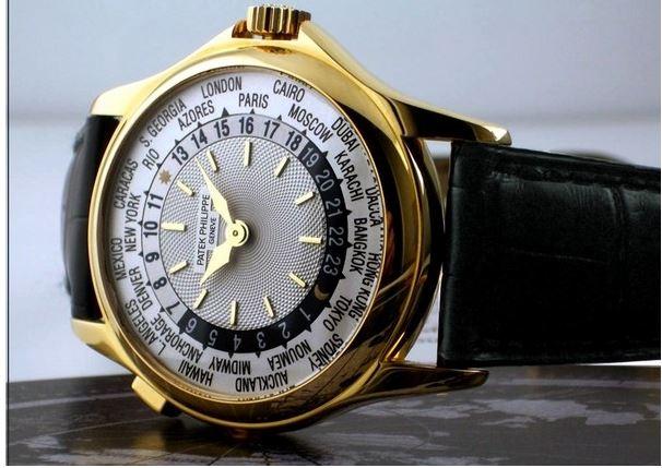 Patek Philippe Platinum World Time, $4 million