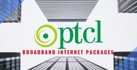 PTCL Internet Broadband Packages 2019
