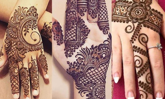50 Latest Mehndi Designs for All Functions and Events