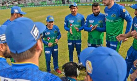Multan Sultans Become First Team to Qualify for PSL 2020 Play-offs