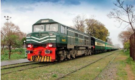 Pakistan Railways Announced A Reduction in Fares Up-to 25%