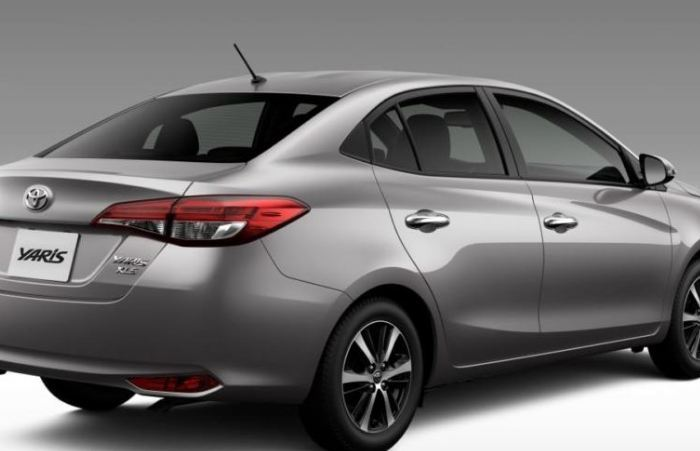 Toyota Starts Bookings for Yaris 2020