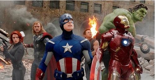 Avengers - Age of Ultron (2015) - Top 10 Hollywood Movies