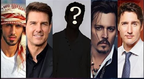 Top 10 Most Handsome Men in the World in 2020-2021
