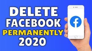 How To Delete Facebook Account Permanently 2021