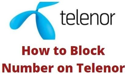 How to Block Number on Telenor 1
