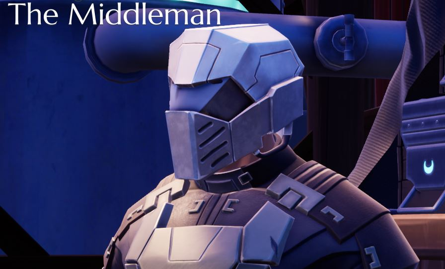 Dauntless: The Middleman Explained - Saarith com