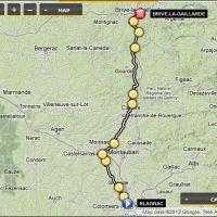 De Tour 2012