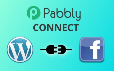 Pabbly Connect WordPress to FaceBook connection