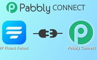 WP Fluent Forms connection to Pabbly Connect