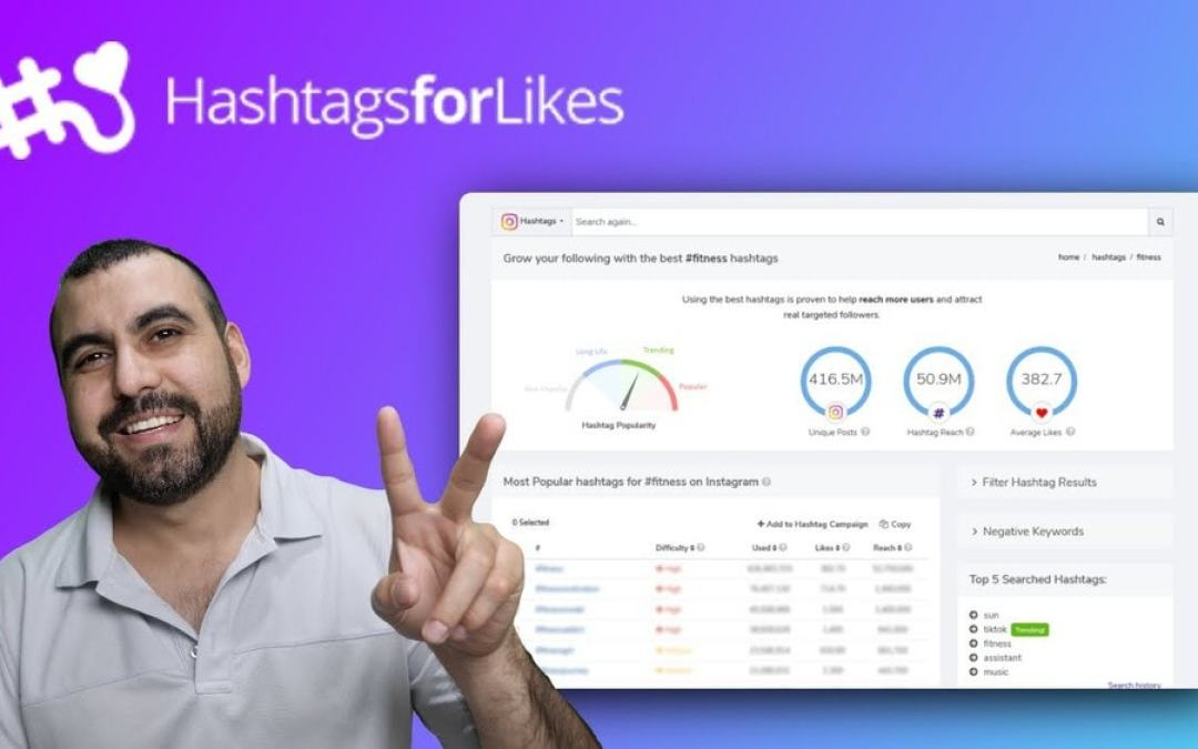 Hashtagsforlikes lifetime deal on Appsumo REVIEW good/bad