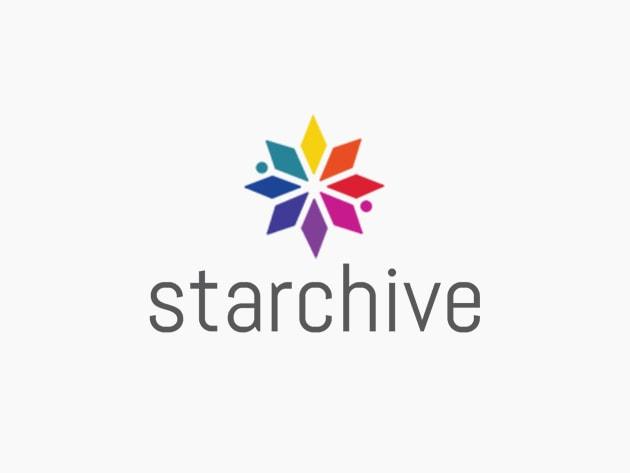 Starchive 1TB Cloud Storage: Lifetime Subscription