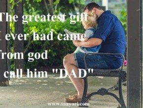 father day status quotes in english