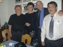 Dr. A. Kalckhoff, Petra a Petr Šimáček, Otokar Löbl