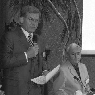 Dr. Michael Popovič a MUDr. Ivan Pfeifer