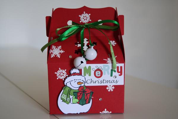 Une boite pour Noël