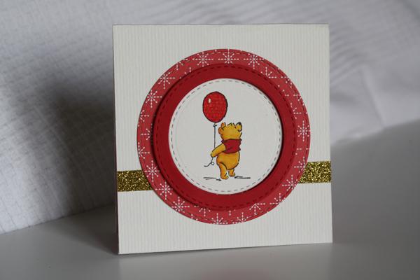 Mon ami Winnie vous souhaite un joyeux noel