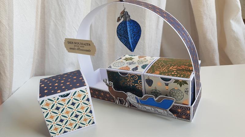 Tutoriel : Cubes de Noël