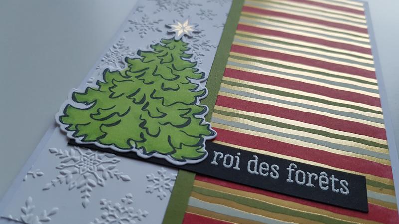 Carte de Noël – 1