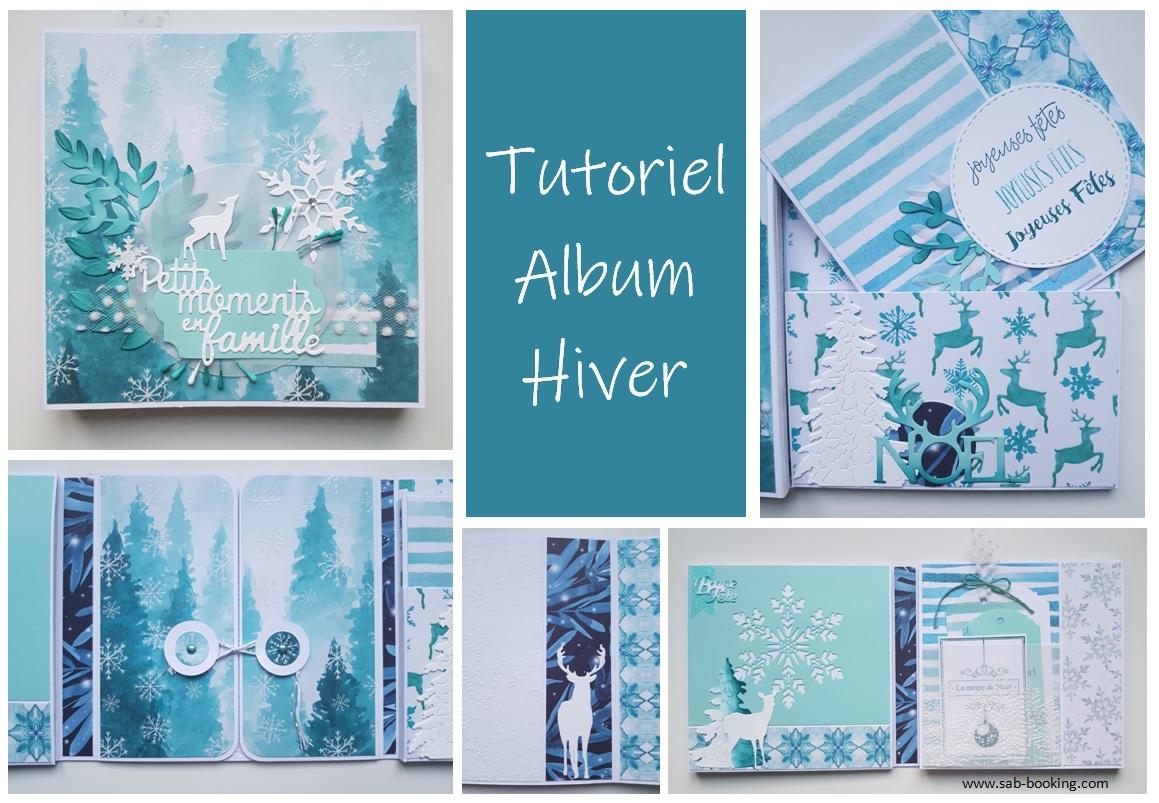 Tutoriel Album Hiver