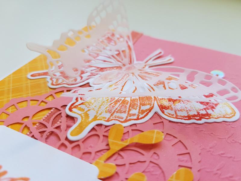 Bouquet de papillons, la collection qui arrive dès demain !