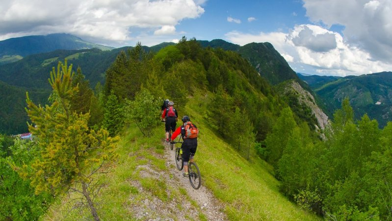 חופשת רכיבה אנדורו בסלובניה
