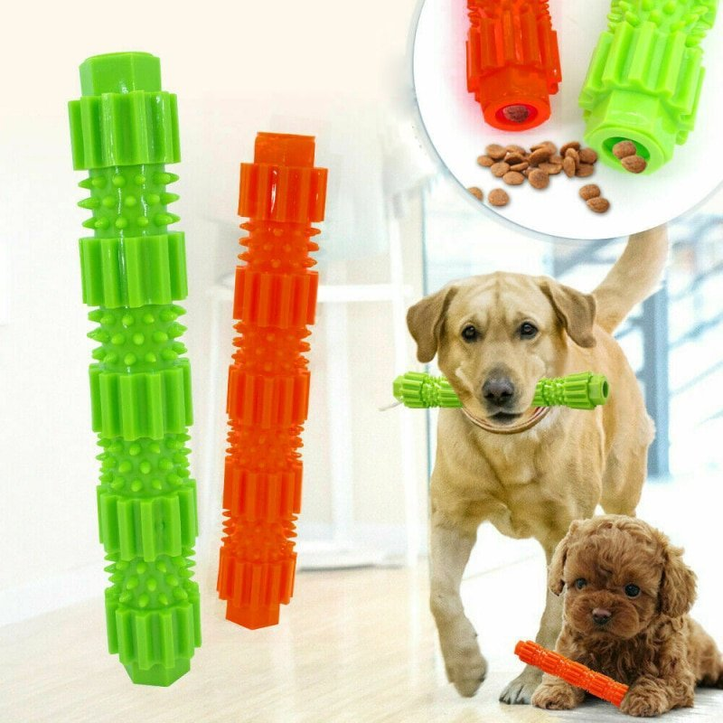1Pc Quality Rubber Dog Chew Toy