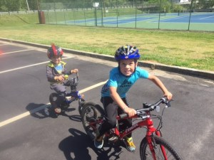 Kids bike Rodeo - Murphy, NC