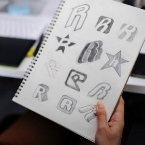 Imagen de logotipos diseñados en Barcelona
