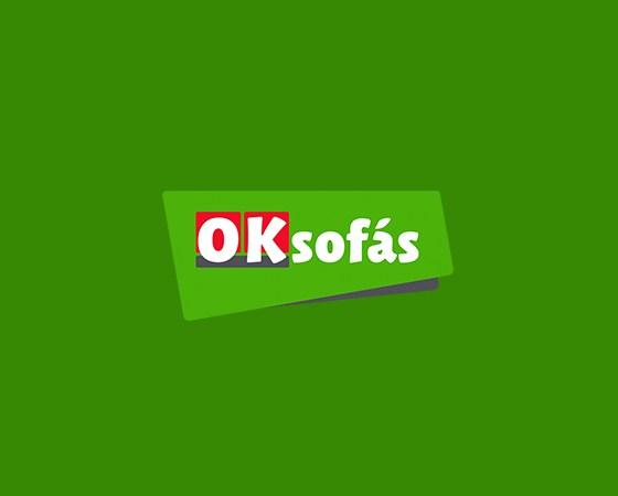 Logotipo de OkSofas