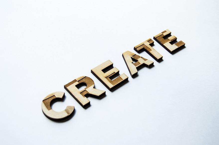 Curación de contenidos creativa
