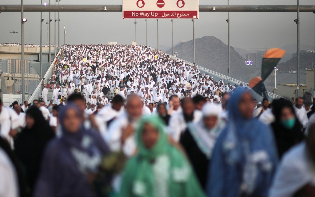Could the Hajj Stampede Have Been Avoided?