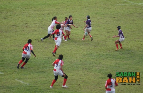 IRB Borneo Rugby 7s Tournament in Kota Kinabalu