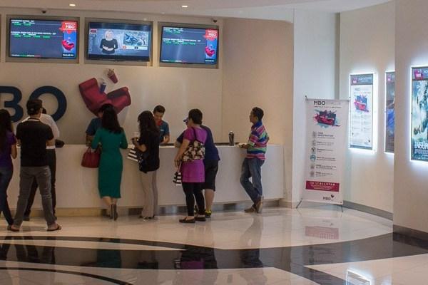 MBO Cinema in Imago the Mall in Kota Kinabalu, Sabah