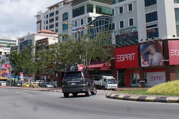 Warisan Square Mall in Kota Kinabalu, Sabah