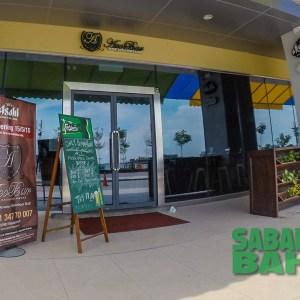Aco Bar at Oceanus Waterfront Mall in Kota Kinabalu, Borneo