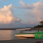 On the beach near Kota Belud waiting for Sunset - Proboscis Monkey & Firefly River Cruise, Kota Kinabalu, Sabah
