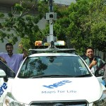 HERE Mapping Vehicle - Image provided by HERE Malaysia