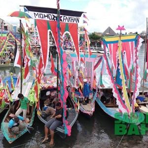 Boats at the Regatta Lepa in Semporna, Sabah - Photo from the Regatta Lepa Semporna Facebook page @ Facebook.com/sempornaregatta/