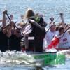 Sabah International Dragon Boat Races, Kota Kinbalu, Borneo