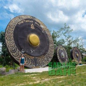 Gong Festival at the Matunggong Village near Kudat in Sabah, Borneo - SabahBah.com