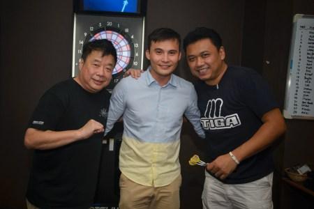 Darts in Sabah - BESS