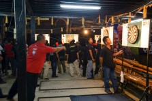 Gallery I - Hamin Penampang Dart Double Competition 2014