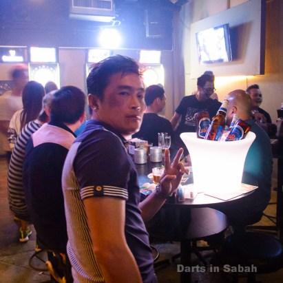 Hello Bar Halloween Darts Tournament. 29th October, 2015.
