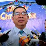 Parti Bersatu Sabah says 'comfortable' with Perikatan and GRS; gets respect
